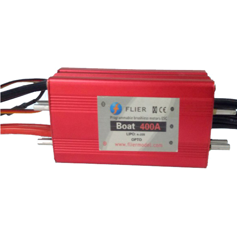 Boat HV 22S 400A waterproof brushless controller ESC