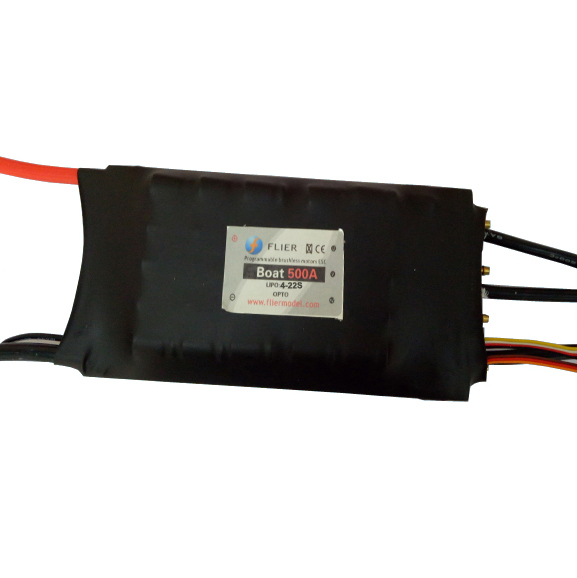 Marine HV 22S 500A watercool brushless controller ESC