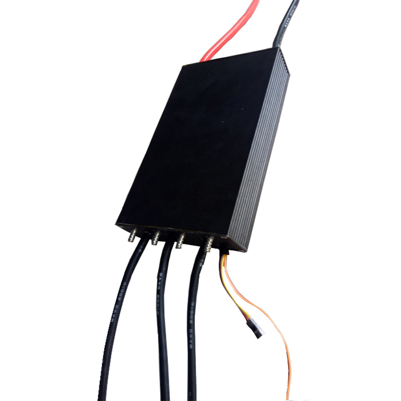 Marine water-cooled brushless controller ESC 120V 500A