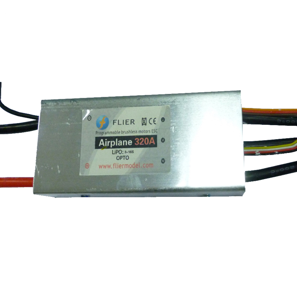 HV airplane/ aircraft brushless ESC 22S 320A
