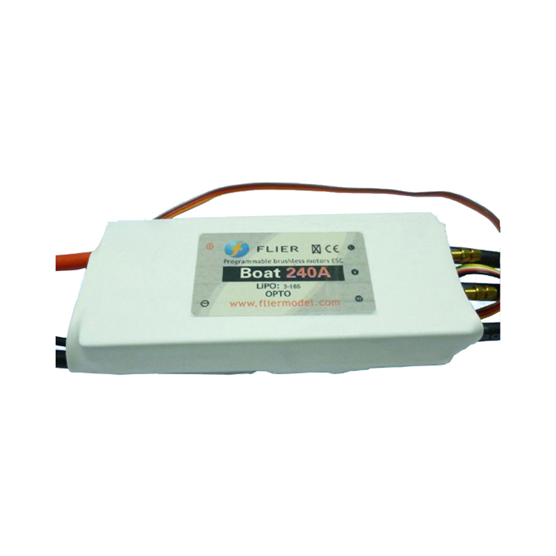 Marine water-cooled brushless controller ESC 16S 240A