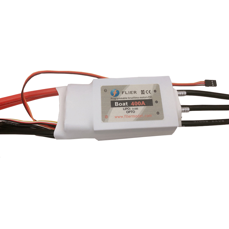 Marine water-cooled brushless controller ESC 16S 400A