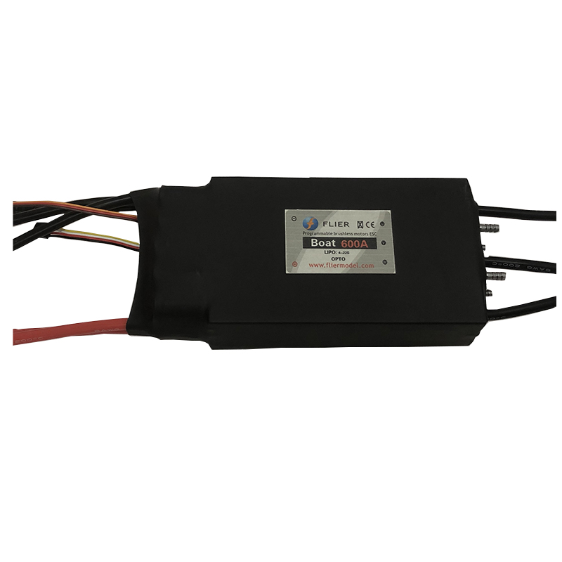 Surfboard HV 22S 600A watercool brushless controller ESC
