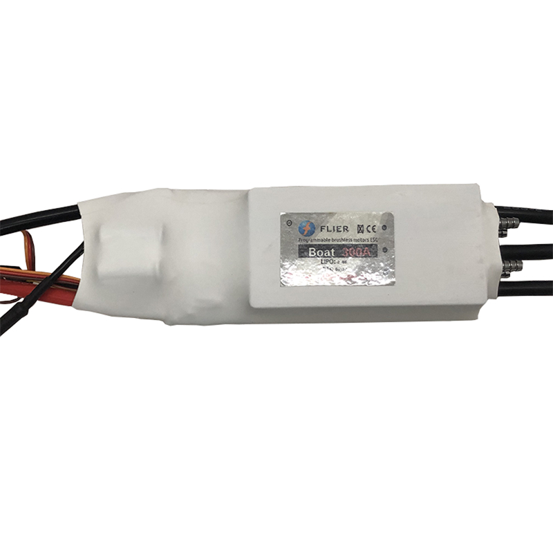 8S 300A brushless watercool controller esc for RC boat
