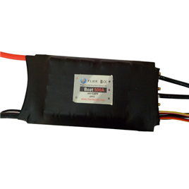 Water cooled high voltage high power brushless 120V 500A for surfboards
